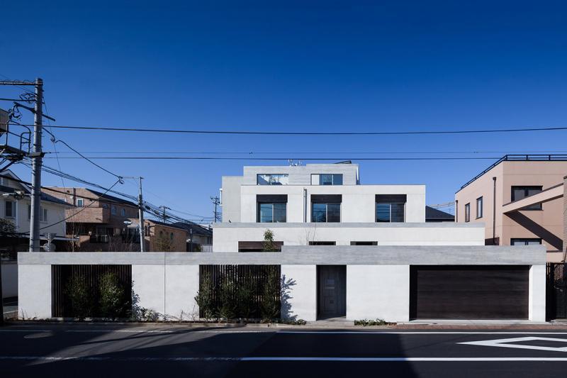 Hiroyuki ito architects - Takanawa house by o f d hiroyuki ito ...