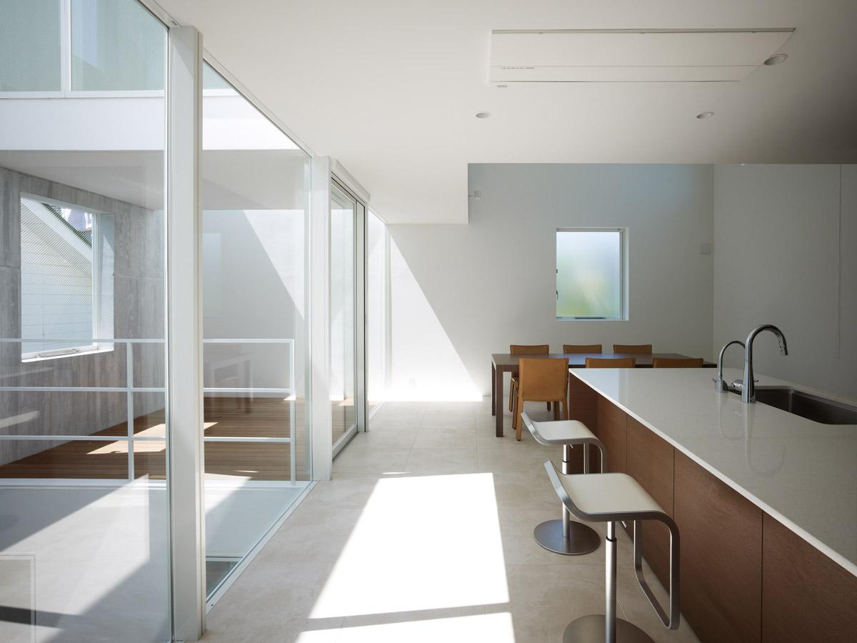 Takanawa hiroyuki ito architects - Takanawa house by o f d hiroyuki ito ...